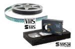 Film & VHS to DVD