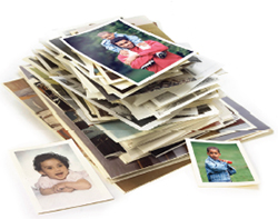 A Stack of Photos on FVC